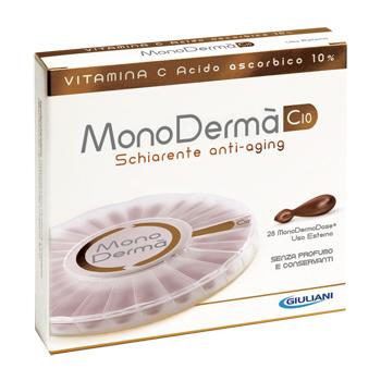 MONODERMA C10 GEL 28VEGICPS0,5