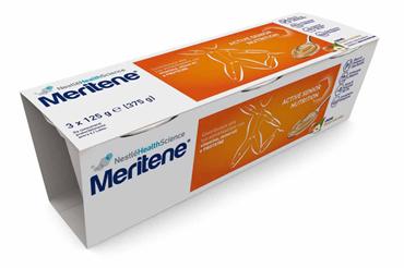 MERITENE CREME NOCCIOLA 3X125G