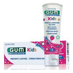 GUM KIDS DENTIF2/6FLUOR 500PPM
