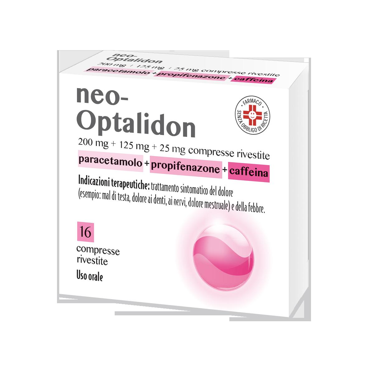 NEOOPTALIDON*16CPR RIV