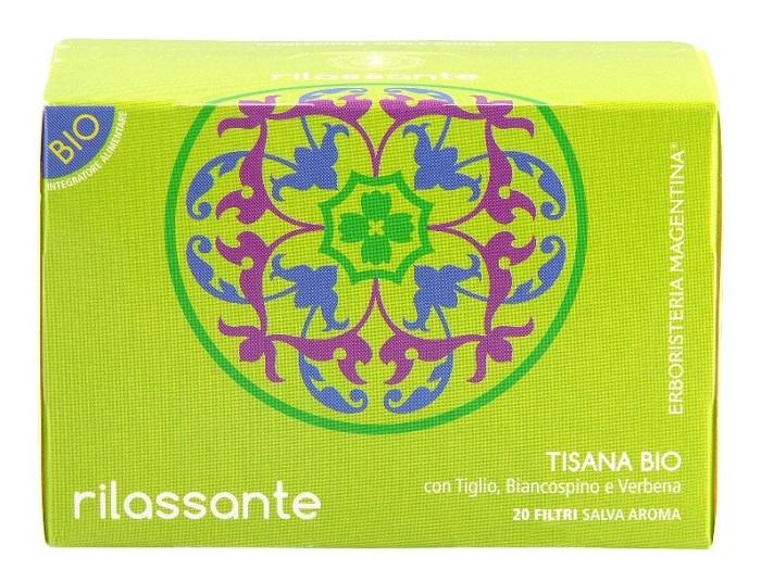 TISANA RILASSANTE BIO 20FILT