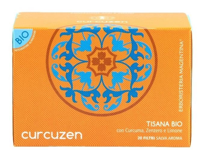 TISANA CURCUZEN BIO 20FILT